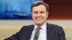 Greg Hands, Tory-Abgeordneter und ehemaliger Staatssekretär im britischen Außenhandelsministerium, zu Gast bei Anne Will bei ARD.
