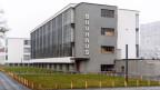 Das Bauhaus war der Lieblingsfeind der Nationalsozialisten und 1932 musste es von Dessau nach Berlin umziehen, 1933 wurde es geschlossen.