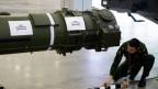 Die neue russische Rakete 9M729, die für das Ende des INF-Vertrages verantwortlich sein soll.