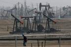 Erdölförderung in Kalifornien
