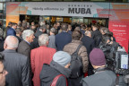 Eröffnung der Muba am Freitag
