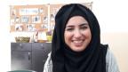 Die Palästinenserin Mariam Issa, geboren und aufgewachsen im Flüchtlingslager Bourj el Barajneh.