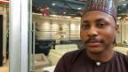 Präsident Buhari hat viele Anhänger. Zum Beispiel Mustapha Adamu.
