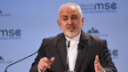 Mohammad Javad Zarif, Irans Aussenminister.