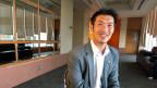 Der Führer der Future Forward Party Thanathorn Juangroongruangkit kandidiert für das Amt als Premierminister.