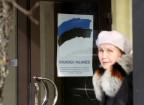 Wahllokal im estnischen Tarnu