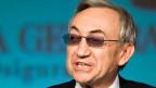 Miroslav Miskovic, der reichste Mann Serbiens.