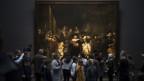 Rembrandts «Nachtwache» in Amsterdam.