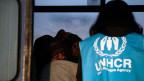 Dank eines Wohnungsprogramms des UNHCR sind viele ankerkannte Flüchtlinge in Wohnungen untergebracht.