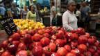 Symbolbild. Ein Markt in Jerusalem.