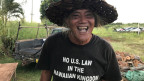 Pouletverkäufer Keohukui Kauihana gehört zu den privilegierteren Hawaiianern: Er hat ein eigenes Einkommen und eine feste Unterkunft.