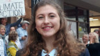 Kate Easlea, 17jährige Gymnasiastin aus der Kleinstadt Goulburn.