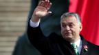 Viktor Orban, ungarischer Ministerpräsident.