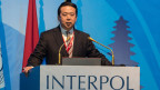 Der ehemalige Interpol-Chef Meng Hongwei.