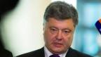Petro Poroschenko, Präsident der Ukraine.
