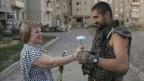 Die Menschen in Avdiivka  wünschen sich einfach wieder Frieden.