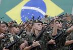 In einer brasilianischen Kaserne