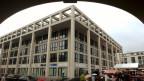 Auch in der digitalen Architekturbibliothek: Stadthof in Sursee.