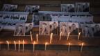 Gedenken an die getöteten Touristinnen.