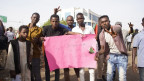 Proteste in Khartum.