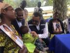 WHO-Direktor Tedros Ghebreyesus in Kongo