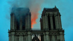 Am Abend des 15. April 2019 brach in der Kirche Notre Dame in Paris ein Feuer aus.