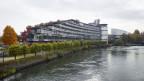 Ansicht des Europäischen Gerichtshofs für Menschenrechte in Strassburg.
