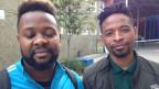 Joel Kekana (rechts) will seine Stimme abgeben, weil er einen Wechsel will.