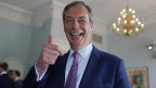 Der EU-Gegner Nigel Farage.