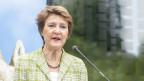 Bundesrätin Simonetta Sommargua.