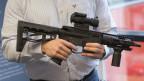 In der Schweiz gilt ein neues Waffenrecht.