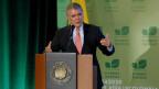 Ivan Duque, Präsident von Kolumbien.