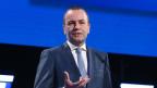 Manfred Weber, der Spitzenkandidat der Europäischen Volkspartei (EVP).
