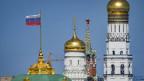 Blick auf den Moskauer Kreml.