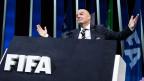 Gianni Infantino, Präsident des Fussball-Weltverbandes Fifa.