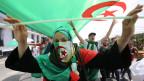 Demonstrationen gegen Regierung in Algerien dauern an