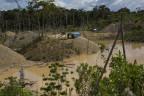 Goldmine in Peru