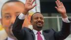 Äthipiens Präsident Abyi Ahmed.