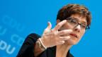 CDU-Parteichefin Annegret Kramp-Karrenbauer.