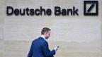 Die Deutsche Bank hatte am Sonntag den Abbau von weltweit 18.000 Jobs und einen Kahlschlag im Investmentbanking angekündigt.