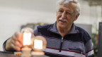 Hans Borner ist seit knapp 20 Jahren war Eigner und Chef der Righi-Licht, der letzten Schweizer Glühlampen-Fabrik.