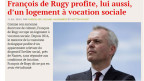 Das Internetportal Mediapart: Der Minister habe bei Nantes privat eine subventionierte Zweitwohnung gemietet.
