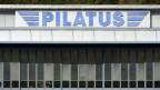 Pilatus Werk in Stans.