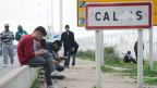 Trügerische Ruhe in Calais