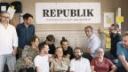 Mitglieder des digitalen Magazins «Republik» am 18. Juli 2017.