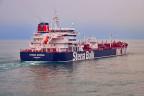 Der Tanker Stena Impero