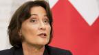 Pascale Baeriswyl, Staatssekretärin des Schweizer Aussendepartements.