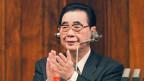 Li Peng am 12. Juni 2000.