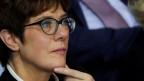 Die neue deutsche Verteidigungsministerin Annegret Kramp-Karrenbauer am 24. Juli 2019.