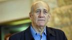 Der frühere israelische Premierminister Ehud Olmert. Archivbild.